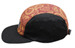 LEFT SIDE VIEW OF FLATBRIM CAP