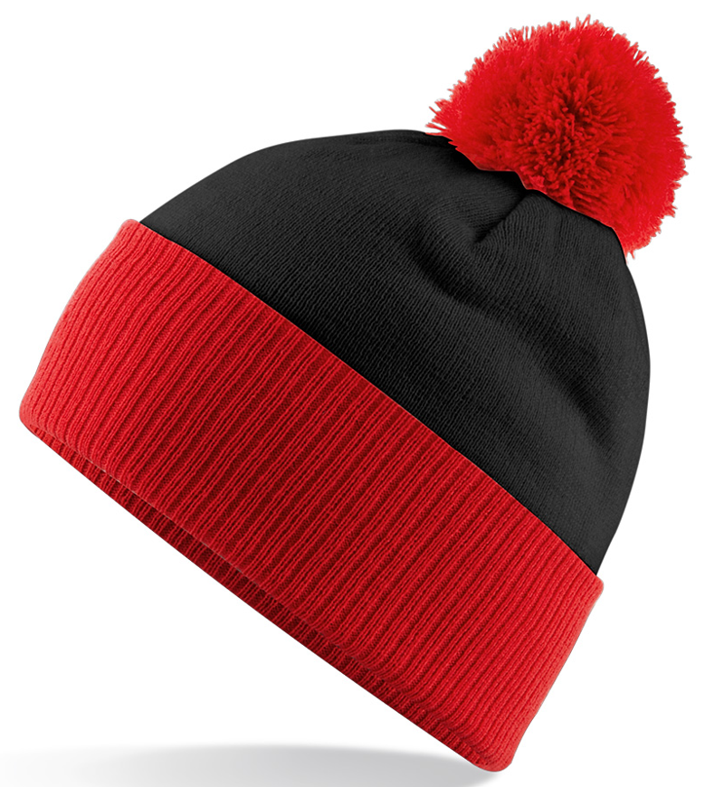 dd202f07 CUSTOM MANUFACTURED DIRECT TO YOU 100% CLASSIC SOFT FEEL ROLL-UP OR  LONGLINE BEANIES ...