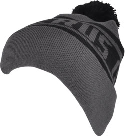 LEFT   FRONT VIEW OF BEANIE