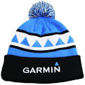 CUSTOM MAKE ROLL-UP OR LONGLINE ACRYLIC BEANIES. YES WE WILL HELP  								YOU DESIGN AND CHOOSE COLOURS, SIMPLY EMAIL US YOUR LOGO/ARTWORK. COLOUR: BLUE/BLACK/WHITE with PEPPER & SALT POM POM TYPE