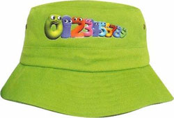 YOUTH BUCKET HAT CUSTOM EMBROIDERED WITH YOUR LOGO