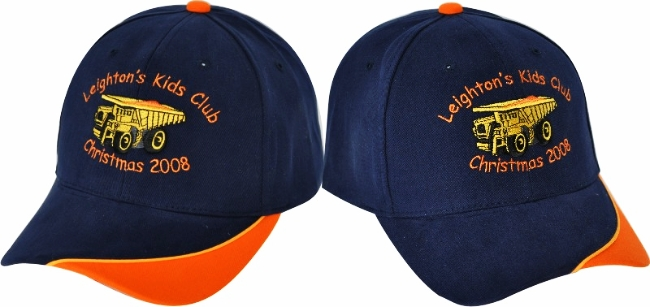 81eca741933 STYLE DSK-003 HBC CUSTOM MAKE YOUTH SIZE BASEBALL CAP - AU 6.99ea  20