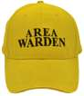 Yellow area warden for leader in office area evacuation plans