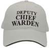 Deputy chief warden white hat assitant to chief warden