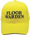 Floor warden hat so each floor of evacuation plan has a floor warden