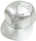 CUSTOM MAKE ACRYLIC FLATBRIM CAP WITH MATCHING EYELETS & BUTTON & PEAK