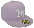 CUSTOM MAKE ACRYLICF LATBRIM CAP WITH 3D EMBROIDERY
