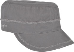 RIGHT FRONT VIEW MILITARY CAP