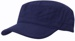 OFF THE SHELF LIGHTWEIGHT COTTON FABRIC MILITARY CAP NAVY