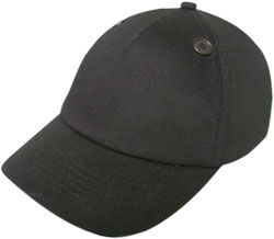 RIGHT FRONT VIEW OF BASEBALL CAP