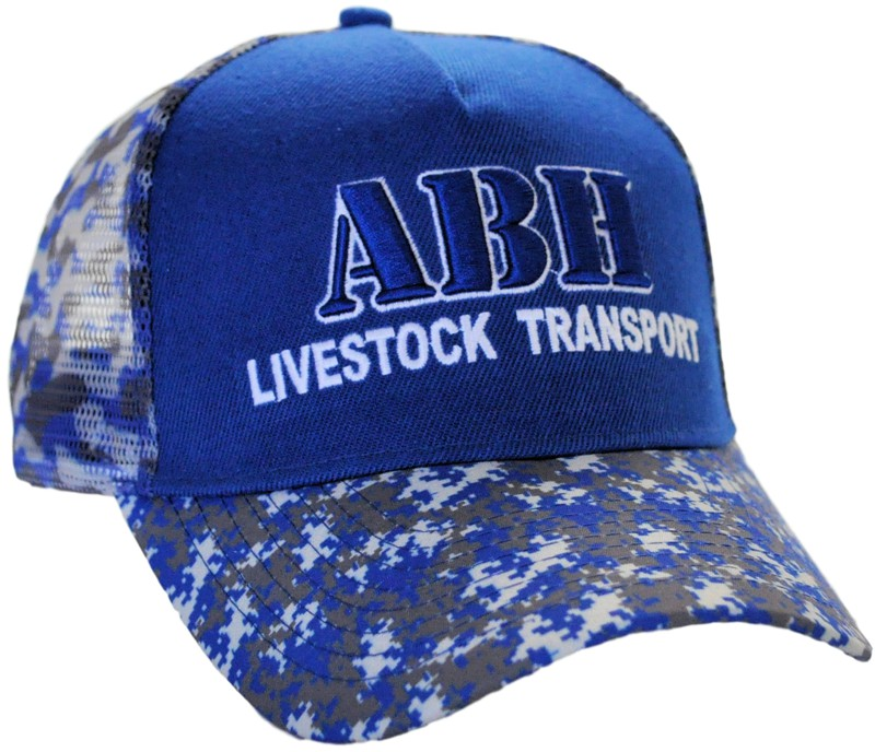 84800fc02 Vintage Custom Trucker Hats decorated with side bands and woven ...