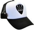 CUSTOM MAKE ACRYLIC TRUCKER HATS WITH PRINT AND EMBROIDERY