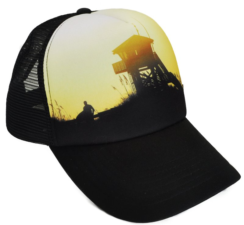 Custom Screen printed Trucker Hats decorated with your customized Logos. 4647d4e2706
