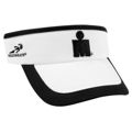 RIGHT FRONT VIEW OF VISOR CAP