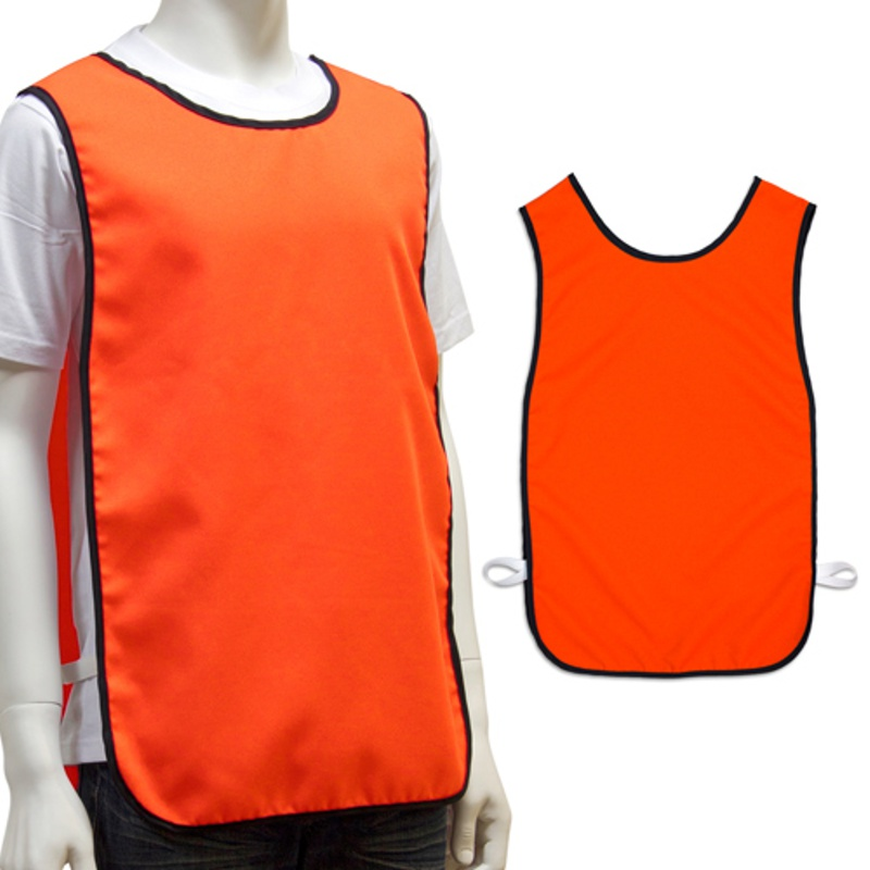 custom made volunteer vests decorated with your logo