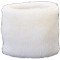 TERRY TOWELING WRISTBAND PLAIN STOCK WHITE OFF THE SHELF